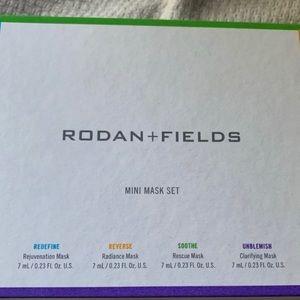 Rodan + Fields 4 mini masks